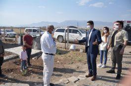 Şırnak Silopi Kaymakamı Şehit Ailesini Ziyaret etti
