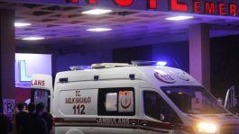 Şırnak'ta kazada askeri araç devrildi  10 Asker yaralandı