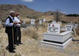 Şırnak'ta Şehit olan 4 işçinin acısı dinmiyor