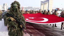 Sivas'ta, Sarıkamış şehitleri için yürüyüş