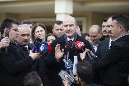 Soylu: Yunanistan sınırına 1000 Özel Harekatçı gönderdik