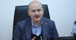 Süleyman Soylu: 48 Asker ve Polisi'n  virüs testi pozitif çıktı