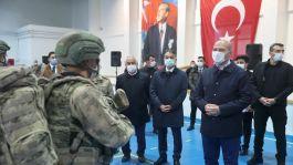 Süleyman Soylu: Türkiye Sınırları içine 486 terörist kaldı dedi
