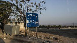 Suriye Afrin'de 8 SMO Askeri Şehit oldu