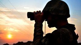 Suriye Barış pınarı bölgesinde 2 terörist öldürüldü