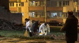 Suriye den Türkiye ye atılan 2 roket Kilis'e düştü