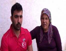Suriye gazisi, göreve dönmek istiyor