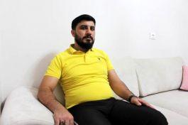 Suriye Gazisi iyileşip tekrar görevime dönmek istiyorum dedi(Video)