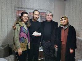 Suriye Gazisine Belediye Başkanından Ziyaret