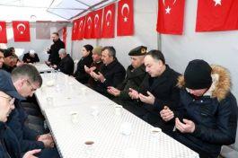 Suriye İdlip Şehidine Kırıkkale'de mevlit okundu.
