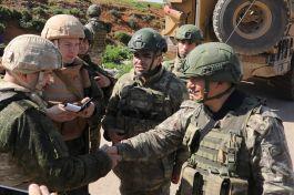 Suriye İdlip'te Rusya ile 2.Devriye gerçekleştirildi