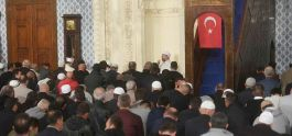 Suriye Operasyonu için Tüm camilerde Fetih süresi okundu