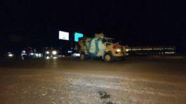Suriye sınırına askeri personel sevkıyatı