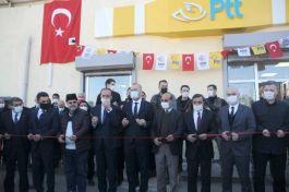 Suriye Tel Abyad 'da Ptt şubesi açıldı
