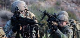 Suriye ve Kuzey Irak ta 8 Pkk/Pyd li terörist öldürüldü
