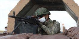 Suriye'de 17 terörist öldürüldü