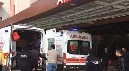 Suriye'de 3 Askerimiz Kazada yaralandı