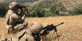 Suriye'de 3 Terörist Öldürüldü