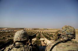 Suriye'de 32 terörist sızma girişimi esnasında öldürüldü