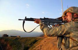 Suriye'de 6 Terörist Öldürüldü