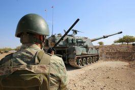 Suriye'de Askerimize ateş açan 4 terörist öldürüldü