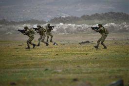 Suriye'de Askerlerimize ateş açan 3 terörist öldürüldü