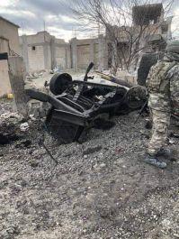 Suriye'de bombalı saldırı 8 ölü 20 yaralı