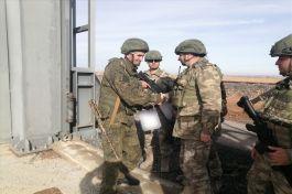 Suriye'de Ruslarla birlikte 13.Devriye Tamamlandı