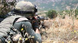 Suriye'de saldırı girişiminde bulunan 4 terörist öldürüldü