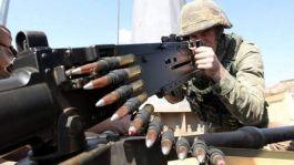 Suriye'de saldırmaya çalışan 24 terörist öldürüldü