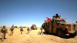 Suriye'de Türk Rus kara devriyesine saldırı yapıldı