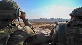 Suriye'de Zeytin dalı bölgesinde  2 Terörist yakalandı