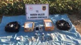 Suriye'den gelen 2 Bombacı terörist Mardin'de yakalandı