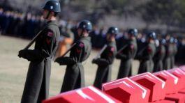 Suriye'den yine Şehit haberi 1 Askerimiz daha şehit oldu