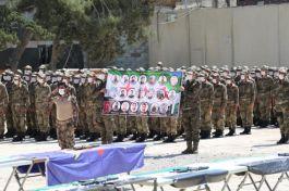 Suriye'nin Bab ilçesinde 240 polis mezun oldu