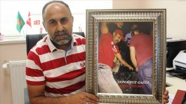 Tanktan düştü Gazi oldu o geceyi anlattı