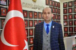 Tehdit ve Baskı ile istifa ettirilen Dernek Başkanı yeniden aday oldu