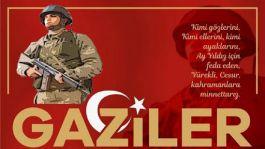 Terör Gazilerimize destek olun Milletvekillerine sizde mesaj atın
