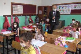 Terör Gazisi Asker 13 yıldır öğretmenlik yapıyor