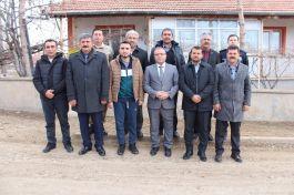 Terör Gazisine Sivas'ta ziyaretler devam ediyor