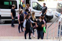 Terör operasyonunda gözaltına alınan 7 kişi serbest kaldı