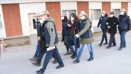 Terör örgütü sempatizanları yakalandı