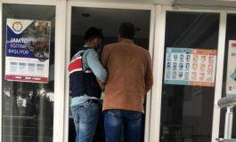 Terör örgütüne üye olma suçundan İzmir'de yakalandı