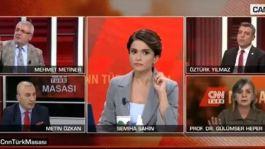 Terörist başı Öcalan için sayın deyince canlı yayın karıştı(Video)