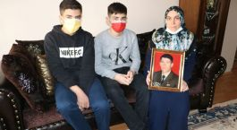 Teröristin öldürülmesi Şehit Ailesini mutlu etti