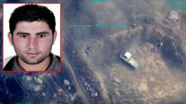 Teröristin öldürülme anı ortaya çıktı(Video)