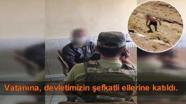 Teröristin Teslim olma anı ve Ailesiyle görüştürülmesi anı (Video)