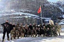 Teröristlere yönelik Kapan-3 Operasyonu Hakkâri'de başladı