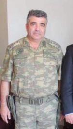 Tuğgeneral Paşa Komutan Suriye'de Şehit oldu