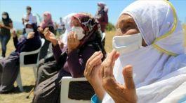Tunceli'de Şehitler için anma töreni yapıldı